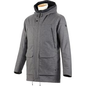 Alchemy Equipment Insulated Tech Płaszcz wełniany Mężczyźni, grey